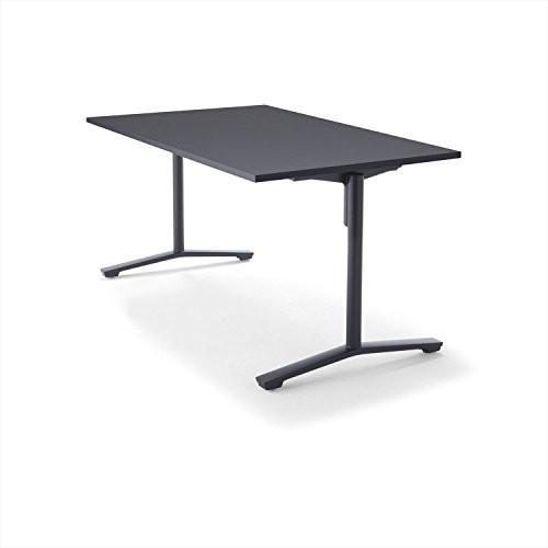 コクヨ 配送・組立・設置込 ミーティングテーブル DAYS OFFICE OFFICE FLIP TOP XY-TFT158SCE6AMCB 幅150×