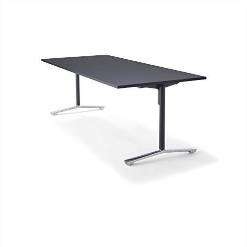 コクヨ 配送・組立・設置込 ミーティングテーブル DAYS OFFICE FLIP TOP XY-TFT219SCPMCB 幅210×奥行 幅210×奥行