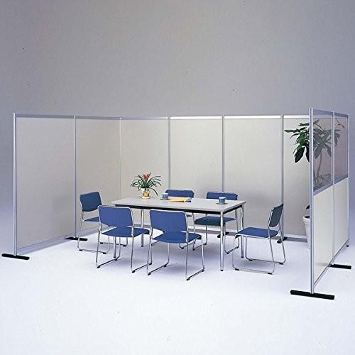 生興 ロ-パ-ティション H1500×W900 30シリーズ衝立 単体 ポリ合板パネル 30P-0915 チーク