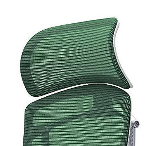 オカムラ デスクチェア オフィスチェア オフィスチェア コンテッサ セコンダ オプションパーツ 大型固定ヘッドレスト ダークグリーン CC501W