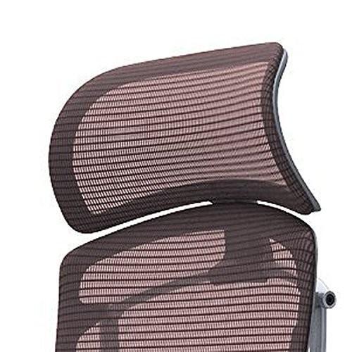 オカムラ オカムラ デスクチェア オフィスチェア コンテッサ セコンダ オプションパーツ 大型固定ヘッドレスト ダークブラウン CC501G