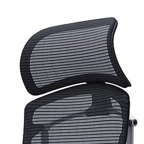 オカムラ デスクチェア オフィスチェア コンテッサ セコンダ セコンダ セコンダ オプションパーツ 大型固定ヘッドレスト ブラック CC501B-FSP1 38d