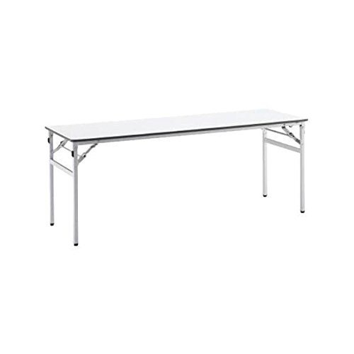 コクヨ      ミーティングテーブル フォールディングテーブル KT-220 W1800×D600×H700MM KT-221 ホワイト offic-one