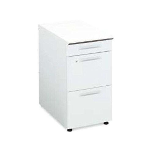 コクヨ      脇机 IS アイエス  W400×D650×H720MM SD-ISN465ECASN ホワイト offic-one