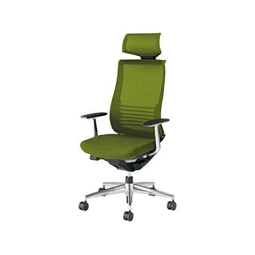 コクヨ オフィスチェア オフィスチェア エクストラハイバック BEZEL ベゼル CR-A2865E6-V オリーブグリーン