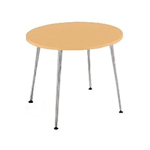コクヨ ミーティングテーブル 円形 EAT IN イートイン Φ900×D900×H700MM LT-M346 ナチュラル