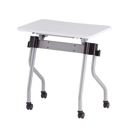 トキオ NTA-Nホールディングテーブル パネル無 W700×D500×H720MM NTA-N750 ホワイト