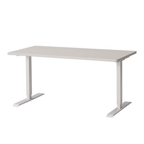 トキオ TMC多目的テーブル W1500×D750×H660~1100MM TMC-1575 ホワイト