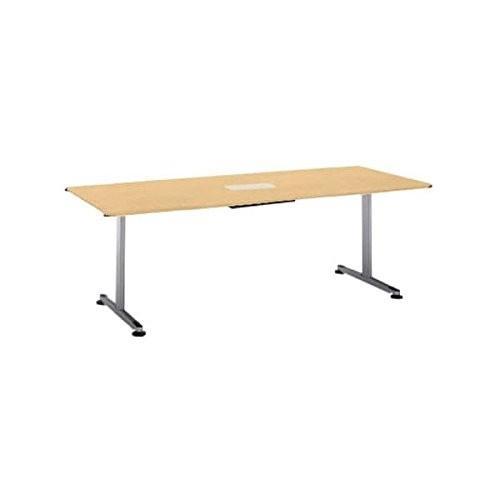 コクヨ ミーティングテーブル 長方形 アリーナティー W1800×D900×H700MM W1800×D900×H700MM MT-BMT189B ライトナチュラル