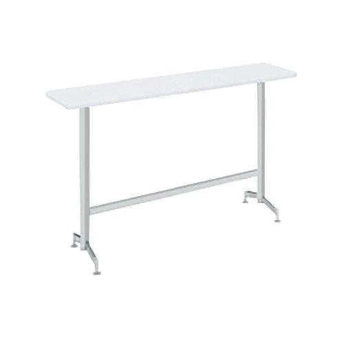 コクヨ ミーティングテーブル 長方形 EAT IN イートイン D450×H1000MM LT-406 ホワイト