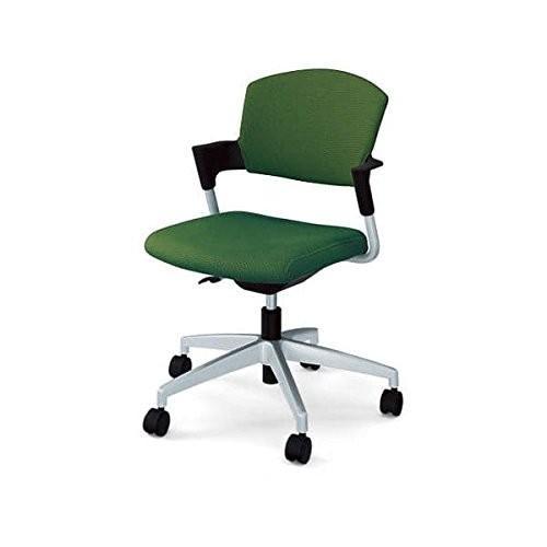 コクヨ コクヨ ミーティングチェア オフィスチェア PROTTY プロッティ CK-595 オリーブグリーン