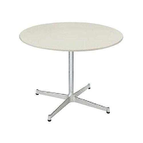 コクヨ ミーティングテーブル 円形 単柱テーブル Φ900×D900×H600MM RT-A38F1N