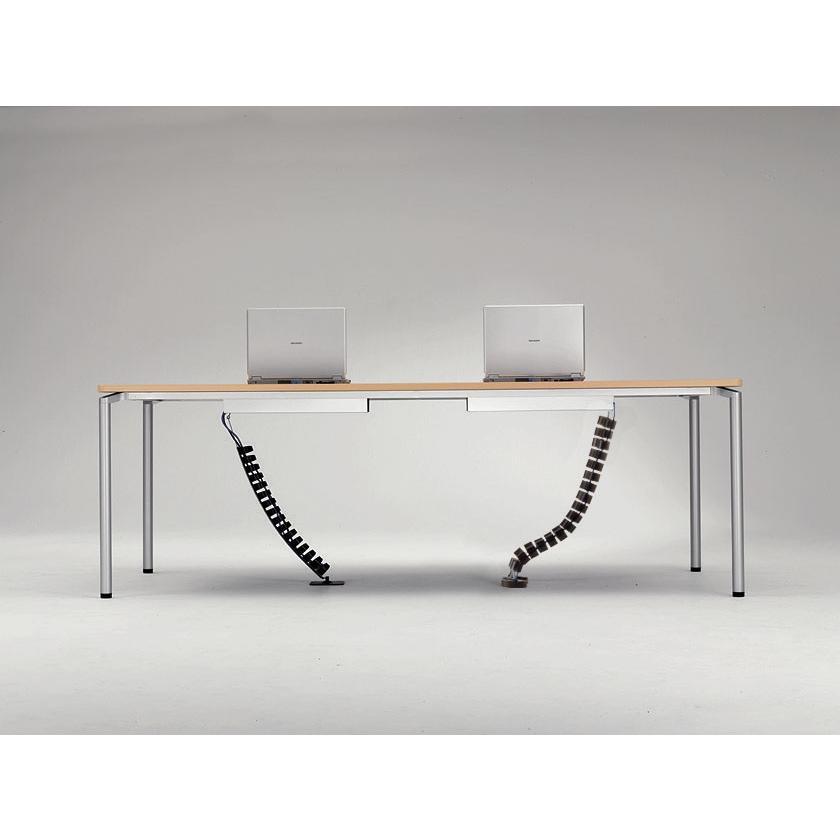 ライオン事務器 品番40044 ミーティング用テーブル CO-129TC-N ナチュラル