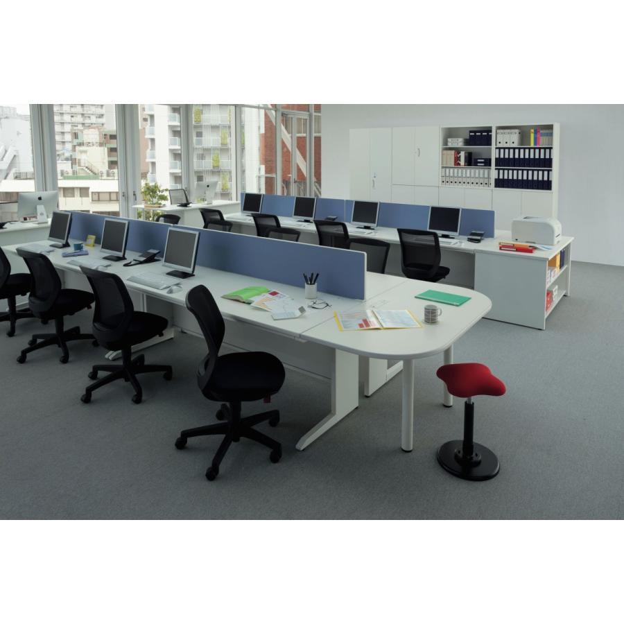 ライオン事務器 品番40760 サイドデスク(H720mm) LDV-M0714T-MW|offic-one