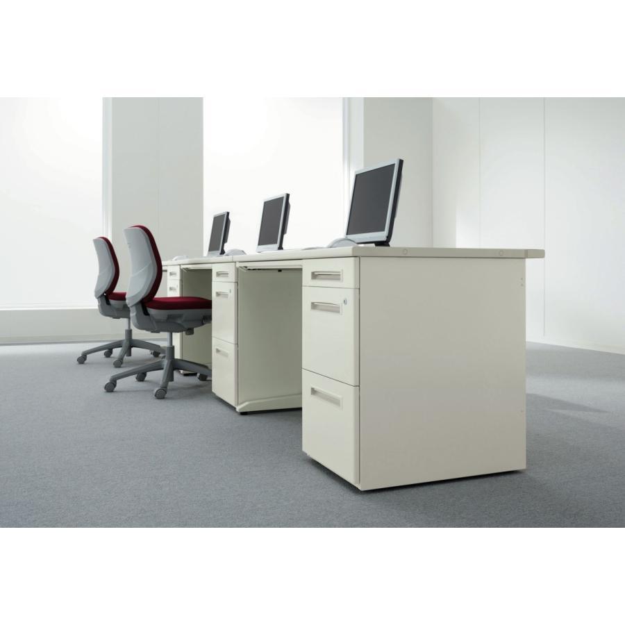 ライオン事務器 品番40761 ジョイントテーブル(H720mm) LDV-M0412JT-MW|offic-one|03
