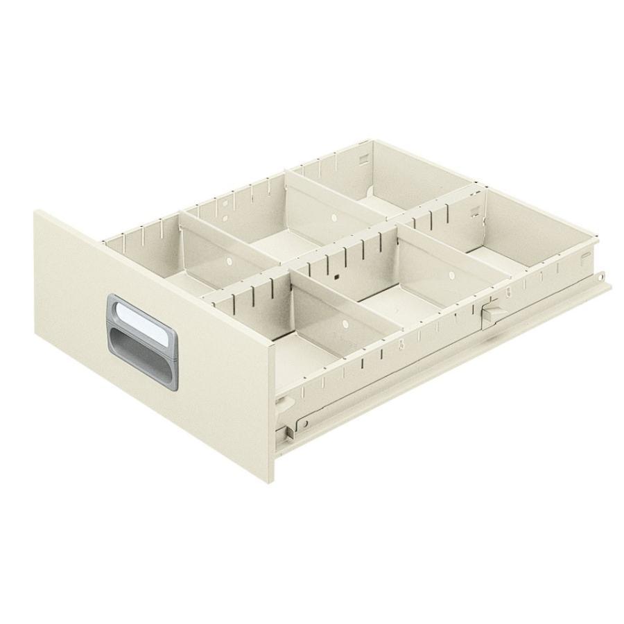 ライオン事務器 品番45234 カードキャビネット B6-24N