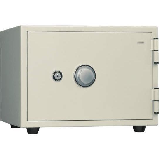 ライオン事務器 ライオン事務器 品番70390 薬品保管用耐火金庫 MED-10