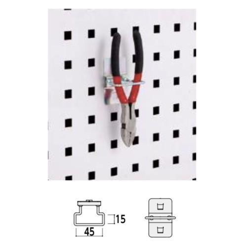 ラインテーブル オプション ペンチフック 10個セット 耐荷重0.5kg 送料別途商品