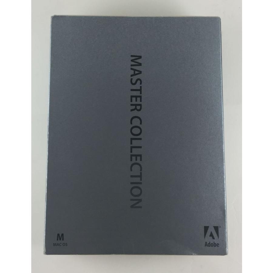 Adobe Creative Suite 4 Master Collection 日本語版 Macintosh版 正規品 譲渡申請あり