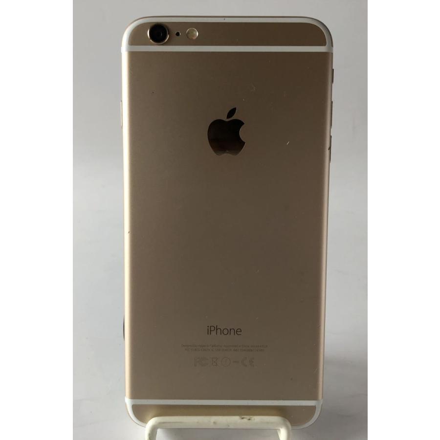iPhone6 Plus 128GB SIMロック ゴールド au  中古  残債なし Apple iPhone MGAF2J/A|office-create2|02