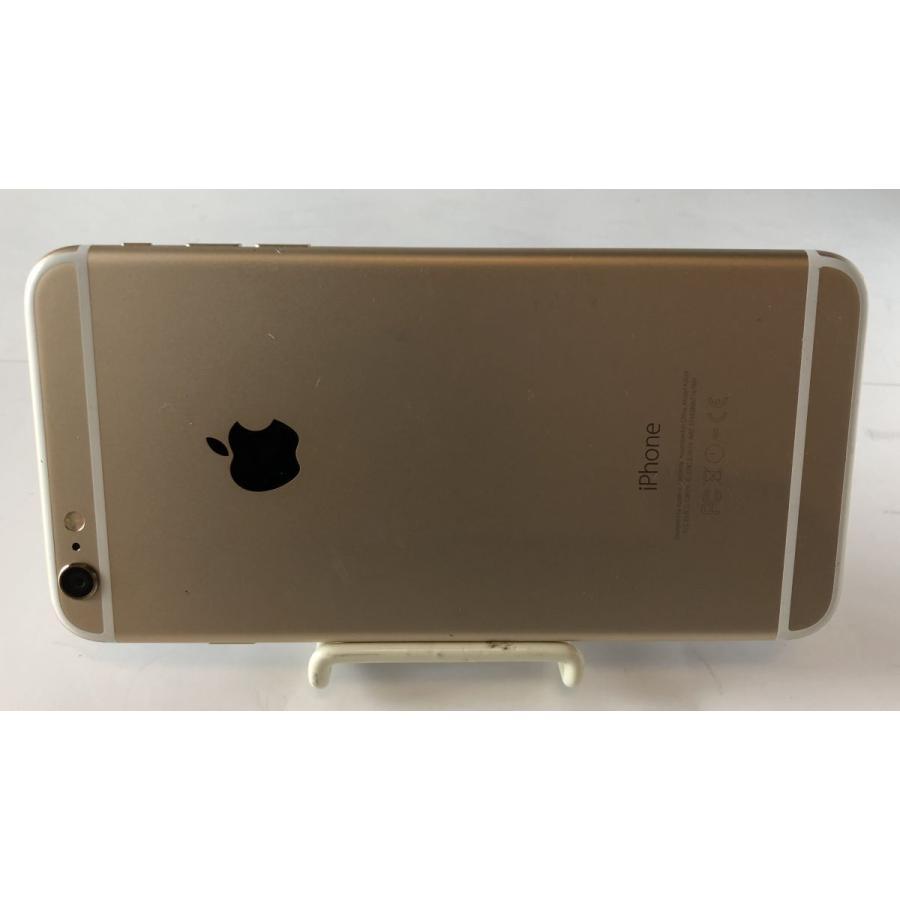 iPhone6 Plus 128GB SIMロック ゴールド au  中古  残債なし Apple iPhone MGAF2J/A|office-create2|04