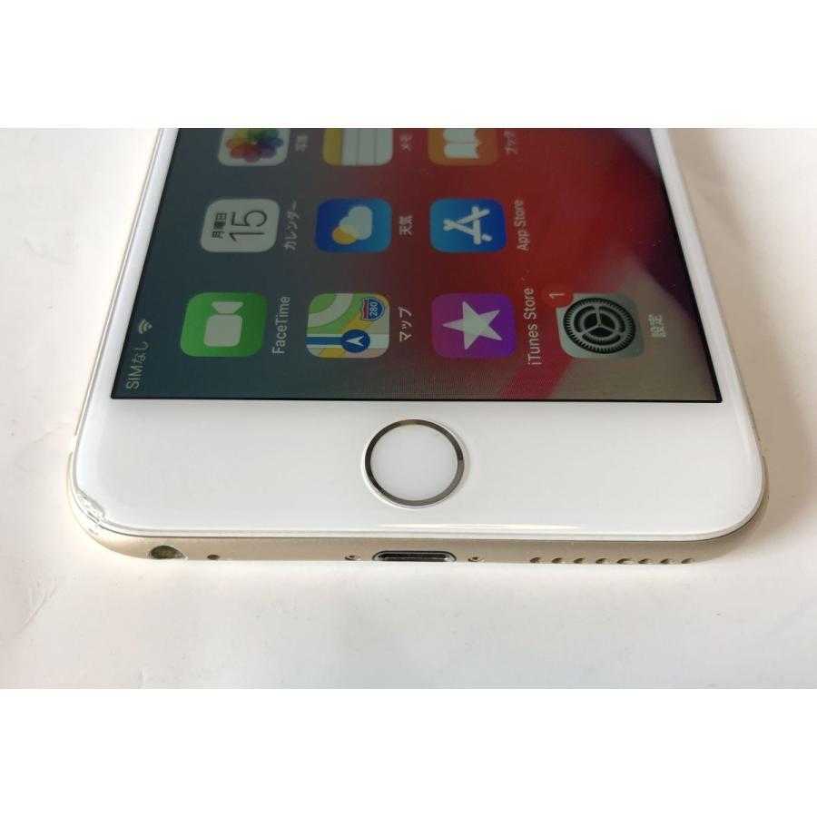 iPhone6 Plus 128GB SIMロック ゴールド au  中古  残債なし Apple iPhone MGAF2J/A|office-create2|06