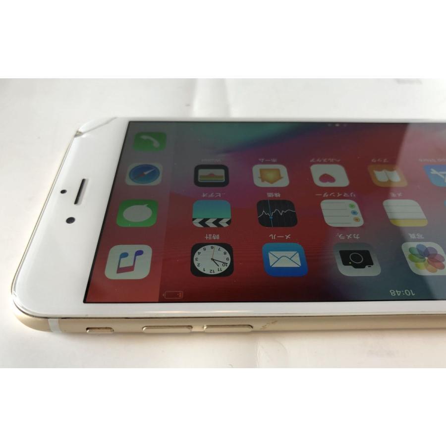 iPhone6 Plus 128GB SIMロック ゴールド au  中古  残債なし Apple iPhone MGAF2J/A|office-create2|07