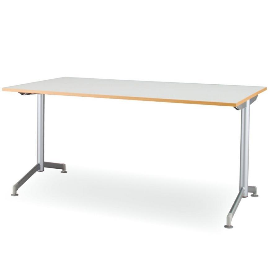 ラウンジテーブル 木製テーブル おしゃれ 机 塗装脚 Y-FKTT1575-G