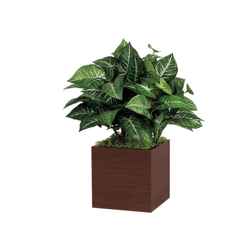 ベルク フェイクグリーン インテリアグリーン 観葉植物 人工 卓上ポット GR4261