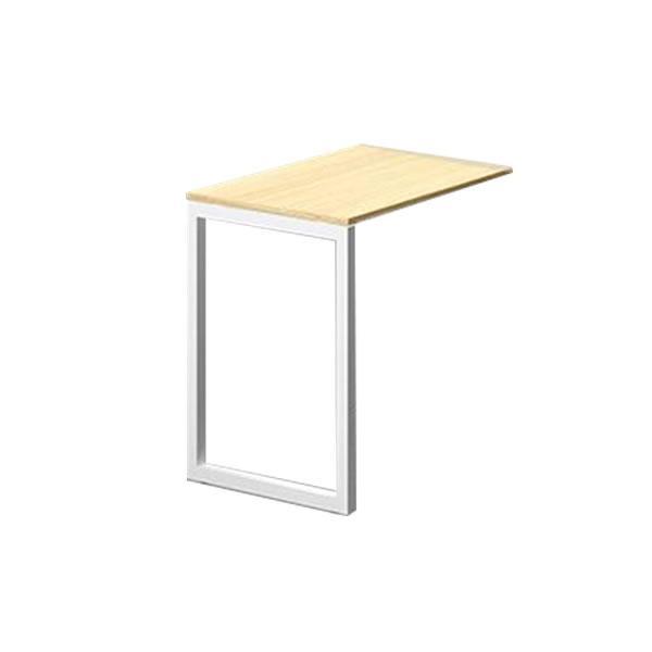 |オプション| fantoni GX デスク用 後付けL字連結天板+脚 幅510×奥行700×高さ720mm GX-075L
