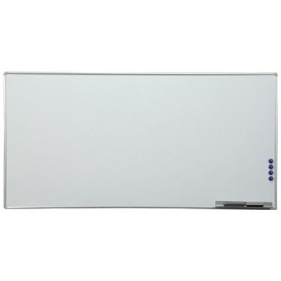 ホワイトボード 壁掛け マグネット対応 1800×900mm