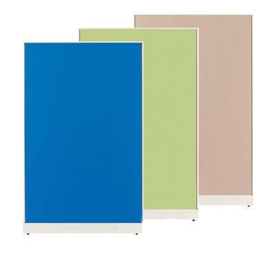 JKパネル 高さ1600×幅1000mmブルー・ベージュ・イエローグリーン/PL-JK1610