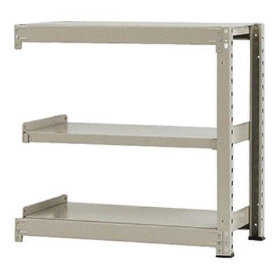 追加/増設用 スチールラック 中量 300kg-増設 3段/幅900×奥行450×高さ900mm/KT-KRM-094509-C3