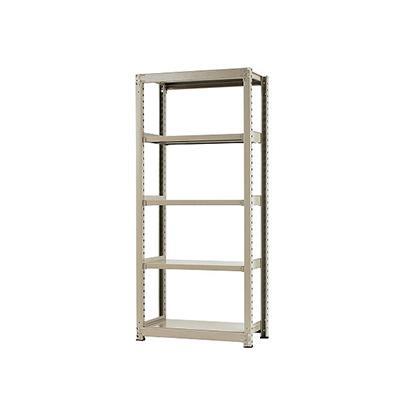 本体 スチールラック 中量 300kg-単体 5段/幅900×奥行600×高さ2100mm/KT-KRM-096021-S5