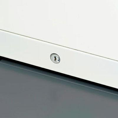 L6 横移動型施錠セット 横移動型施錠セット L6-RK-L 幅49×奥行244×高さ66mm