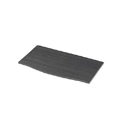 XF STORAGE STORAGE 天板 曲線形状 幅800×奥行430×高さ20mm/XS-80TR