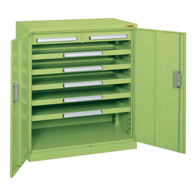 ミニ工具室 K-103 幅887×奥行520×高さ1040mm 幅887×奥行520×高さ1040mm 工具保管 最適