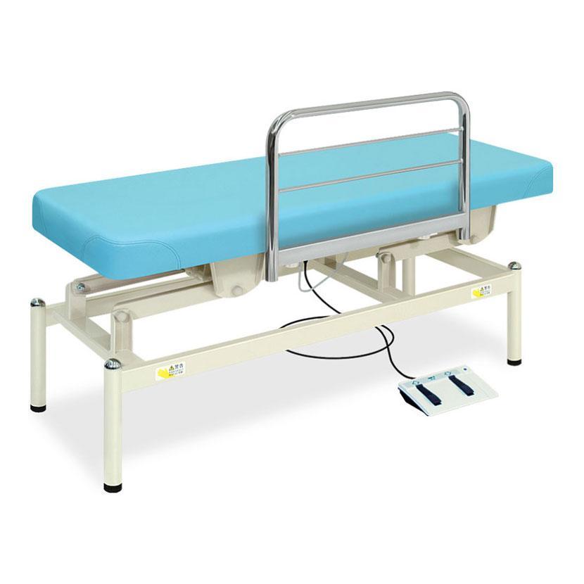 ◇サイズ選択有◇電動昇降ベッド 小児用 F型ガード付 小児用電動ハイロー(無孔) TB-715