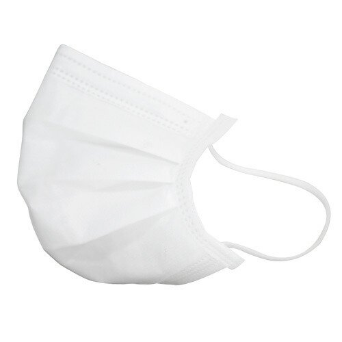 GRATES (グラテス) 不織布マスク 3層構造高機能不織布マスク 50枚入 大人用 マスク 50枚 除菌OT『送料無料(一部地域除く)』 officetrust 04