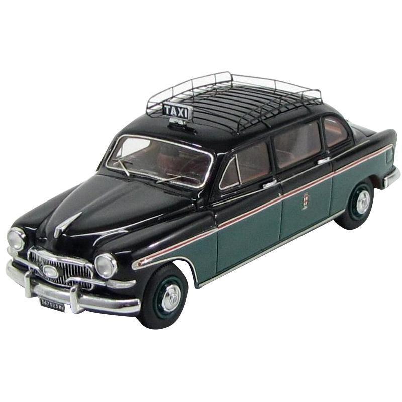 (同梱不可)KESS/ケス フィアット 1400 PRESIDENT FRANCIS LOMBARDI ミラノタクシー 1956 1/43スケール KE43010051