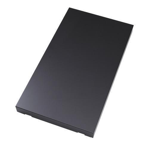 (同梱不可)サンワサプライ 底板( 奥行900用) 奥行900用) CP-SVBB6090BKN 収納 はめ込み式 整理整頓