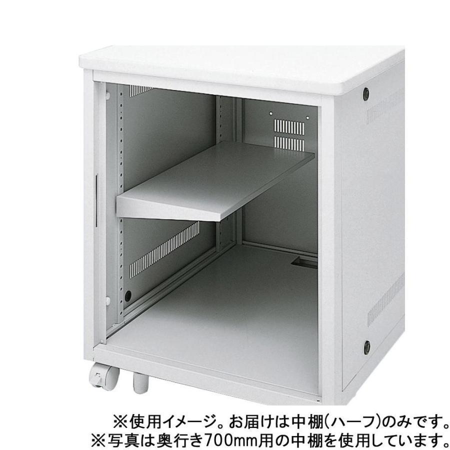 (同梱不可)サンワサプライ 中棚(ハーフ) 中棚(ハーフ) ED-CPN60L