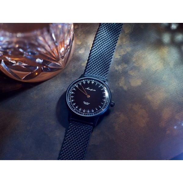 【保証書付】 【日本正規販売店】Åkerfalk オーカーフォーク 腕時計 シルバーケース AK-101 【正規販売店承認No.SMT06】送料無料, 敦賀市 b1efee46