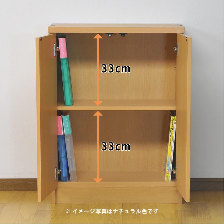 カウンター下収納・プッシュ扉60(高さ80cm) キッチン収納|ogamoku|03