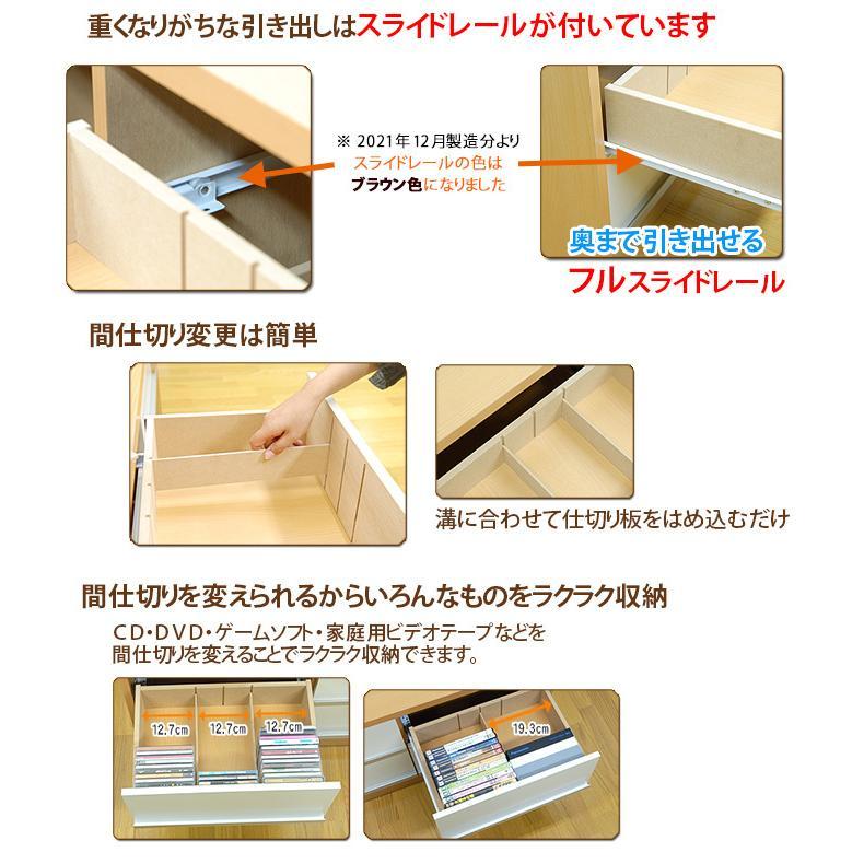 CDキャビネット CDラック DVDラック ogamoku 03