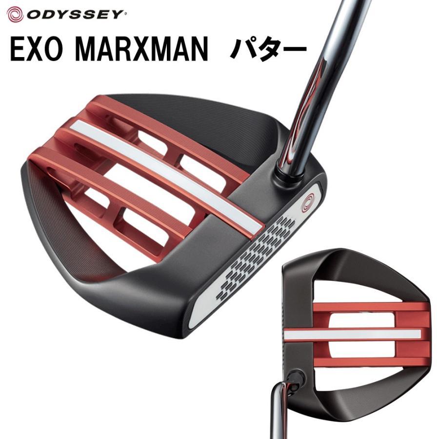 オデッセイ (ODYSSEY) EXO MARXMAN パター PT 日本正規品 2019年