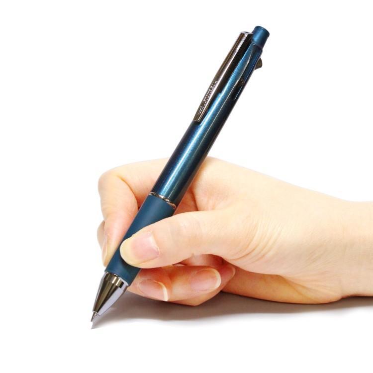 【名入れ無料】Uni ボールペン ジェットストリーム 4&1 送料無料 多機能ペン ogawahan 02