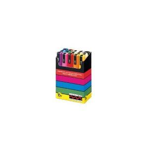 三菱鉛筆 POSCA ポスカ 中字丸芯/15色セット  PC-5M15C|ogawahan