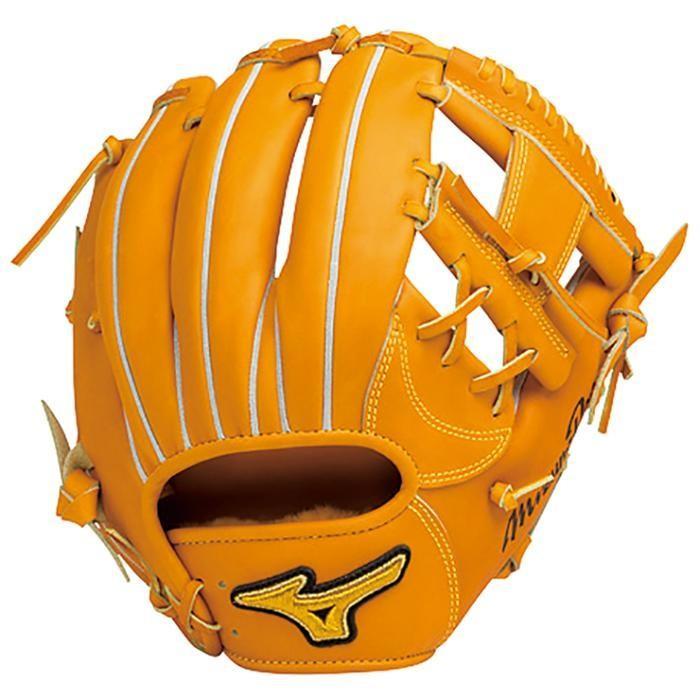 ミズノ BSSショップ限定 1AJGH14103 一般硬式内野手用 土手部・グラブ袋刺繍無料