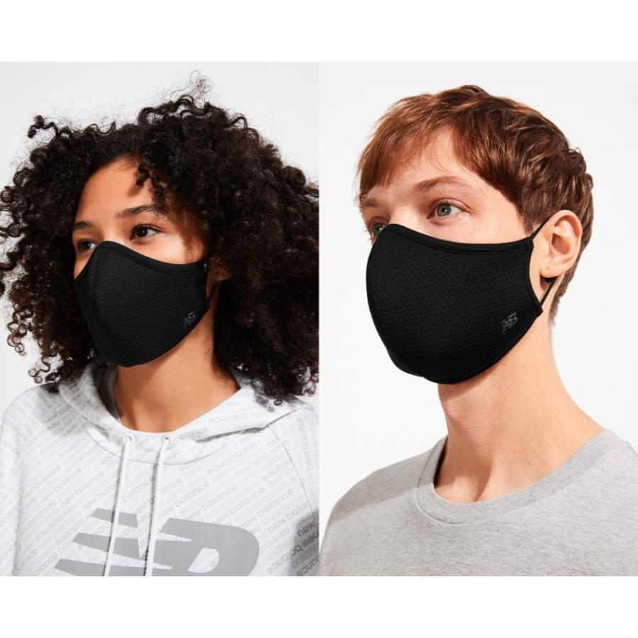 【12時までの注文で当日発送】ニューバランス スポーツマスク 1枚 LAO13098 送料無料(商品代引きをご希望の場合は通常送料となります)|ogori-sports|04